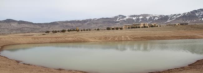 دریاچه مصنوعی دانشگاه تفرش