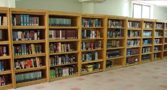مخزن کتابخانه مرکزی دانشگاه